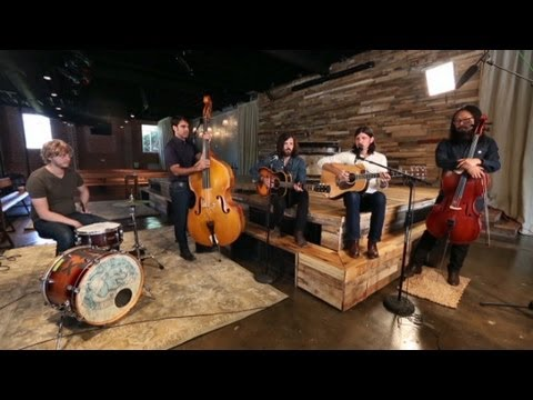 The Avett Brothers - The Once And Future Carpenter