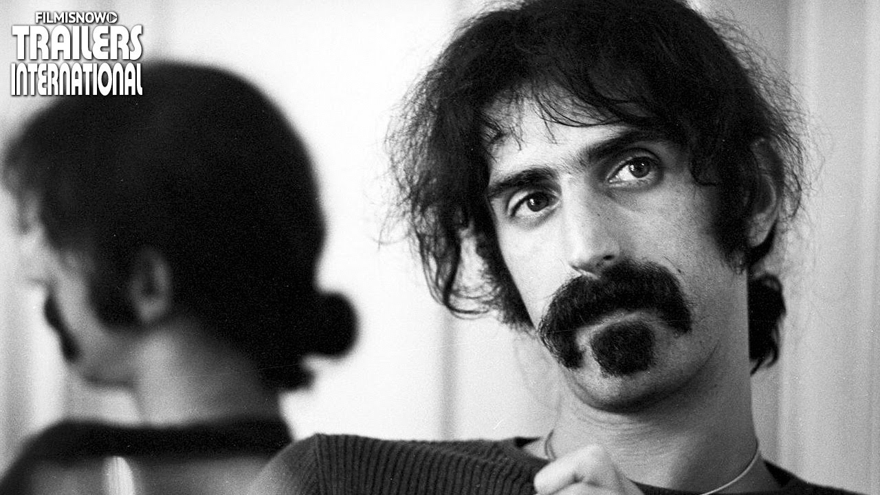 EAT THAT QUESTION - Frank Zappa In His Own Words | Official Trailer [HD]