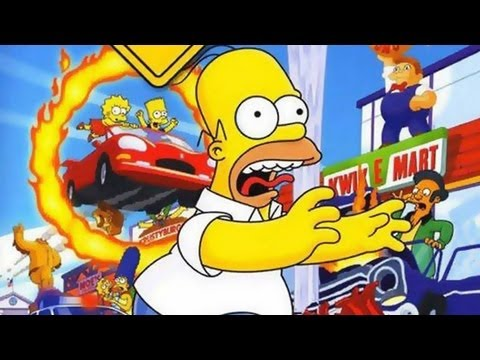 CGR Undertow - THE SIMPSONS: HIT & RUN review for PlayStation 2