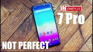 5 BIGGEST Problems With The OnePlus 7 Pro!