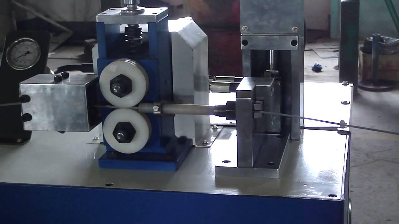 Wire Cutting Machine For Multi Strand Wire