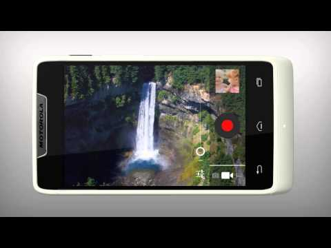 Smartphone Motorola RAZR D1 XT918 Preto Dual Chip com TV - Fotos e Vídeos