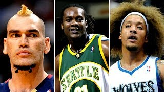 Top 30 NBA Worst Haircuts in History