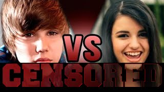 Death Battle Censored: Justin Beiber Vs Rebecca Black