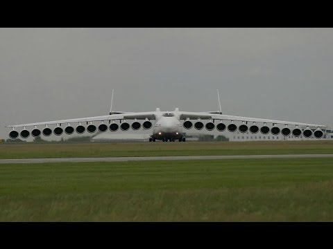 10  Pesawat Terbang Terbesar Di Dunia (Biggest Airplane In the world)