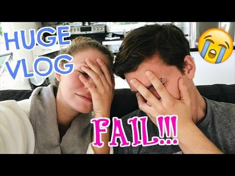 HUGE VLOG FAIL!!!