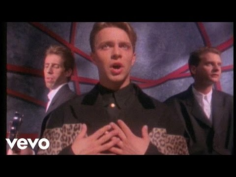 Johnny Hates Jazz - I Dont Want to be a Hero