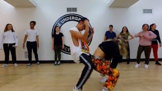 Baila Baila Baila Ozuna Dance Choreography Abizzyboom