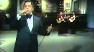 Julio Jaramillo, video cantando en vivo.
