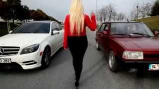 Tofaş Şahin Vs Mercedes Yarışı