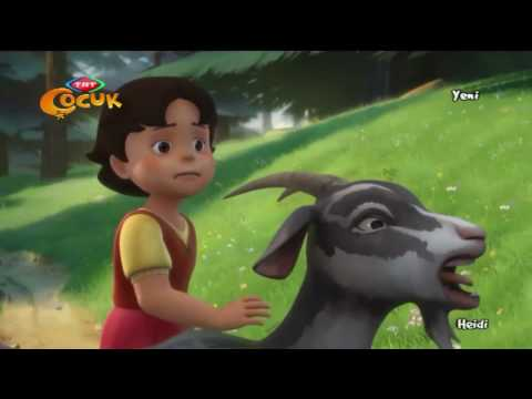 Heidi  31 bölüm TRT çocuk 2 part