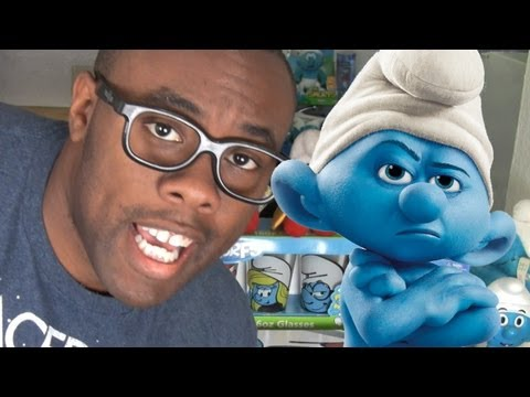 "ALL OF THE SMURFS (Kanye West ""All of the Lights"" Parody) Music Video"