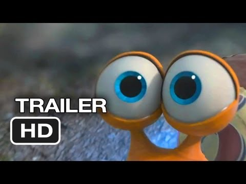 Turbo TRAILER 3 (2013) - Animated Movie HD