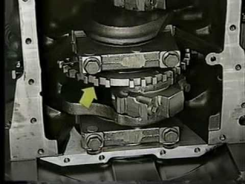 5.9L i6 Cummins 24-valve diesel engine - Mastertech 1998 Part 1