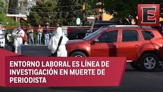 Matan a tiros a la periodista Miroslava Breach en Chihuahua