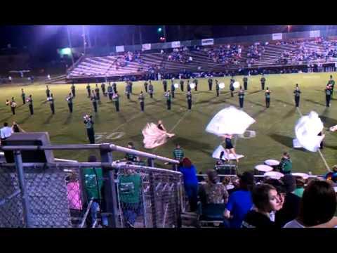 Murray county high school band
