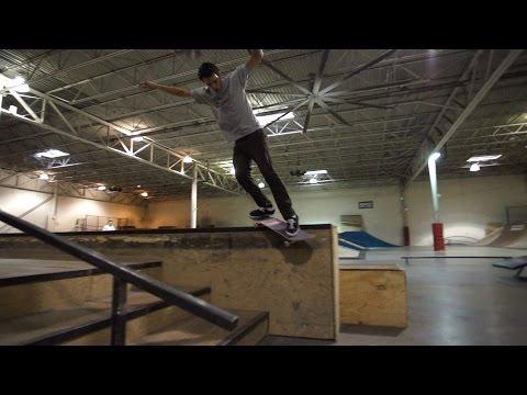 Brennan Richman at Modern skatepark