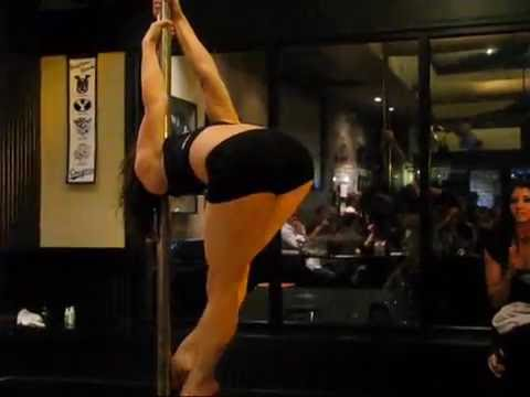 Jenyne Butterfly - Pole Performance at Legends (Salt Lake City, 2010)
