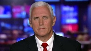 Mike Pence Trump shows unapologetic American leadership