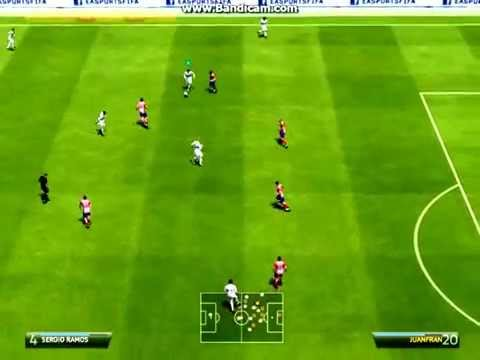 FIFA14 || Derby di Madrid #1