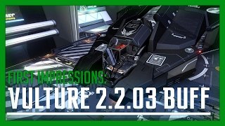 Elite: Dangerous - First Impressions: Vulture 2.2.03 Buff
