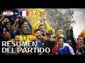 FRANCIA VS CROACIA 4-2 | Final Mundial FIFA Rusia 2018 - Resumen & Goles del partido
