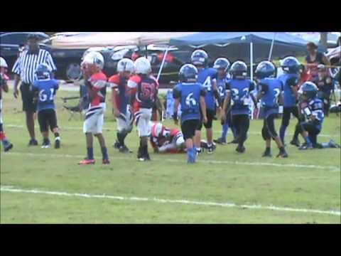 WMP v DORAL 2013 8U highlights