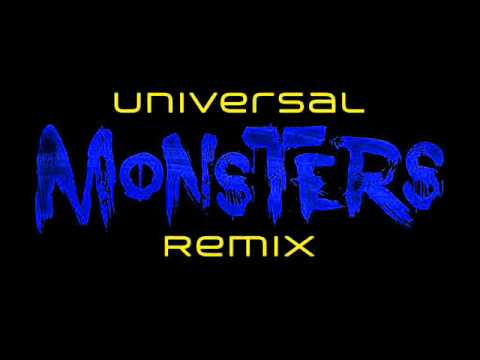 UNIVERSAL MONSTER REMIX   MEGAHITS '80 various artists by MDJ