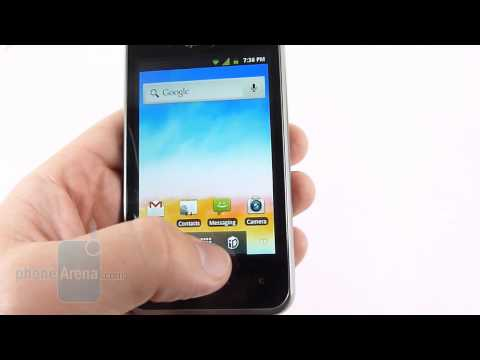 LG Optimus Elite Review