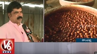 TRS Plenary | Leaders To Taste 26 Varieties Of Telangana Food | Hyderabad | V6 News