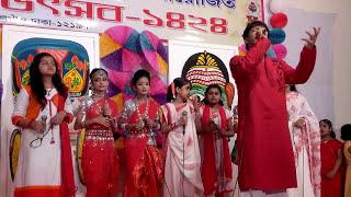Download Gan Gai Amar Monre Bojhai - Shah Abdul Karim's song performed by Tapas Chakraborty 3Gp Mp4