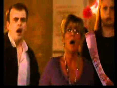 Coronation Street - The Joinery Explosion & Tram Crash (6th December 2010)