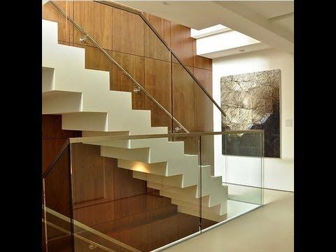 Diseño de escaleras | Formas y estilos para construir escaleras