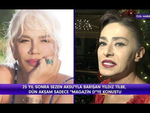 Magazin D - Yıldız Tilbe ve Sezen Aksu arasındaki 25 yıllık küslük bitti!