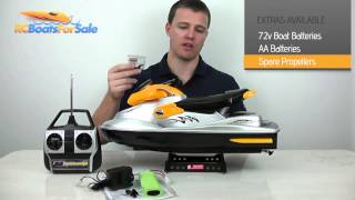 Double Horse 7003 Jetski Review by RC Boats For Sale