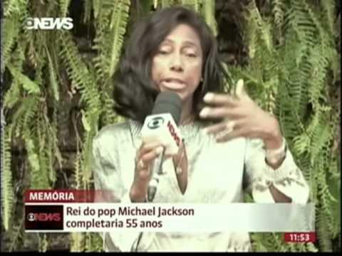 Glória Maria fala francamente sobre Michael Jackson - Globo News