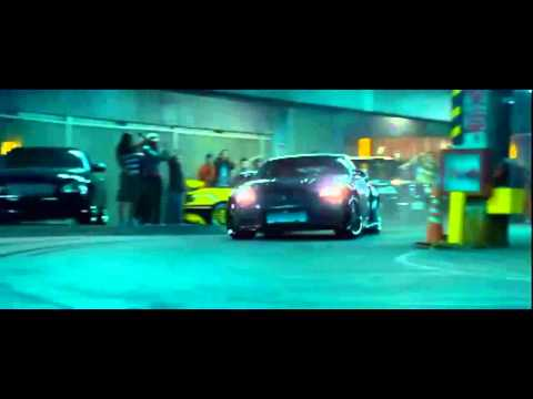 Tokyo Drift: Nissan Silvia S15 Vs Nissan 350z (garage Scene) video