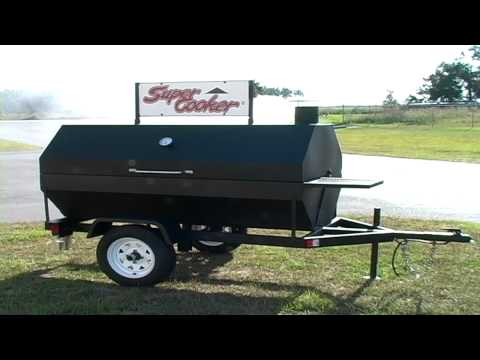 Super Cooker - Large Portable BBQ Grills
