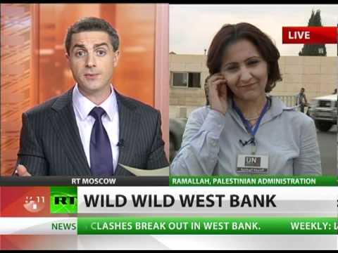 West Bank Euphoria: Abbas a hero despite looming US veto
