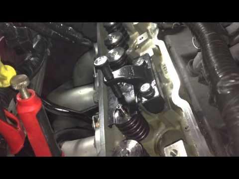 2005 LS6 CTS-V Aftermarket Valve Spring and Valve Seal Inst