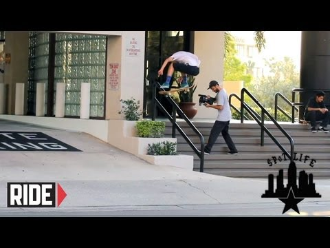 Guy Mariano, Stevie Perez, Sebo Walker, and Miles Silva Destroy Florida - SPoT Life