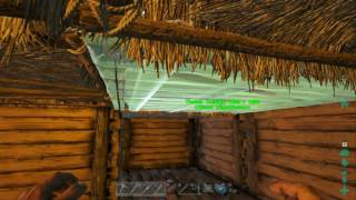 """ARK SURVIVAL EVOLVED"" EPISODE 2 HUNTING FOR HIDE"
