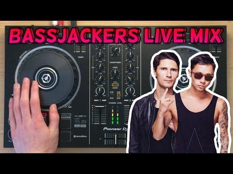 Bassjackers Live Mix 2017 | Pioneer DDJ-RB