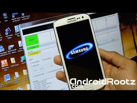 How to Unroot/Install Official 4.1.1 Jelly Bean on Galaxy S3 SGH-T999 T-Mobile!