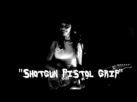 The Ghost Wolves - Shotgun Pistol Grip