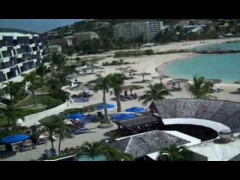 Royal Palm Beach Club Simpson Bay St Maarten.flv