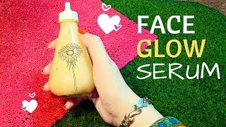"Best ""Face Glow Serum"" For Natural Glowing Skin At Home!"
