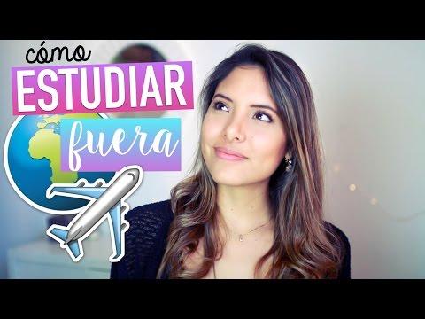 GUÍA: Cómo estudiar en el extranjero, aplicación a universidades   Valeria Basurco