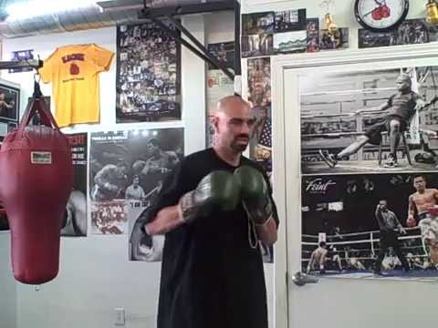 Best handweights for shadowboxing speed training in Boxing Image 1