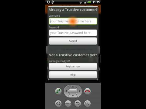 Get seamless WiFi access on your Google Phone with Trustive's latest WiFi client (connection management software), which is available for download from the A...